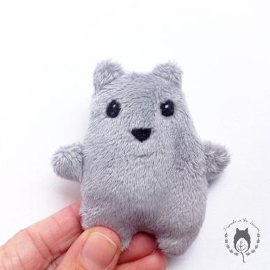 baby wombat w